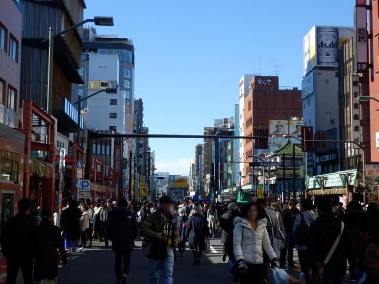 東京都旅行観光浅草