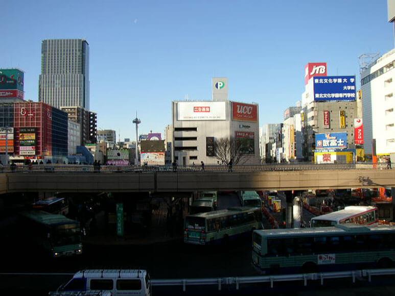 宮城県旅行観光仙台駅