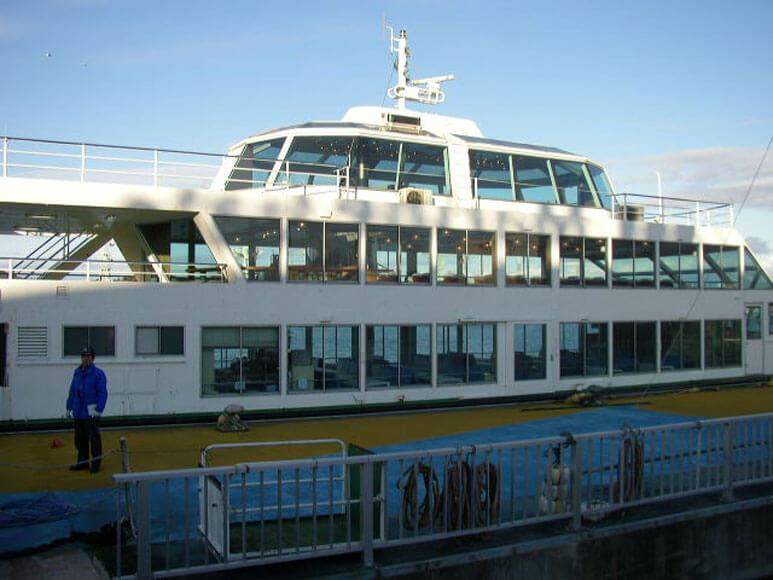 宮城県旅行観光松島海岸松島島巡り観光船