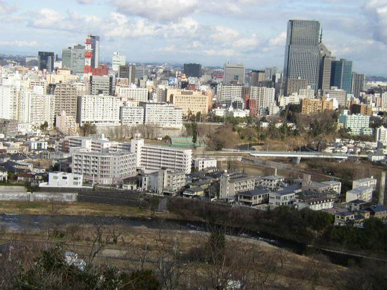 宮城県旅行観光仙台城跡(青葉城)