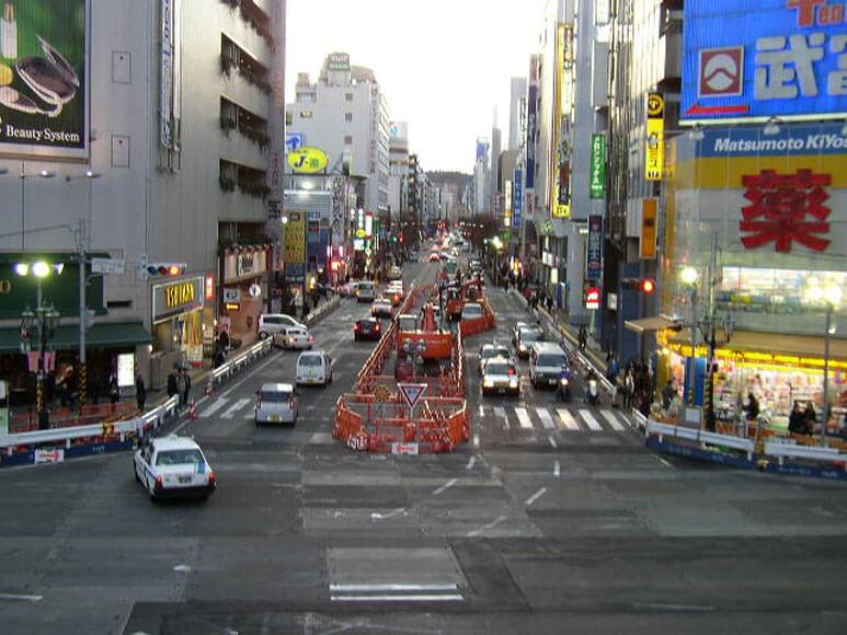 宮城県旅行観光仙台駅周辺