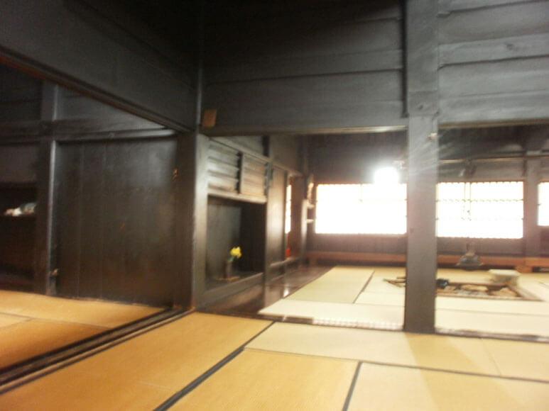 富山県旅行観光上梨村上家