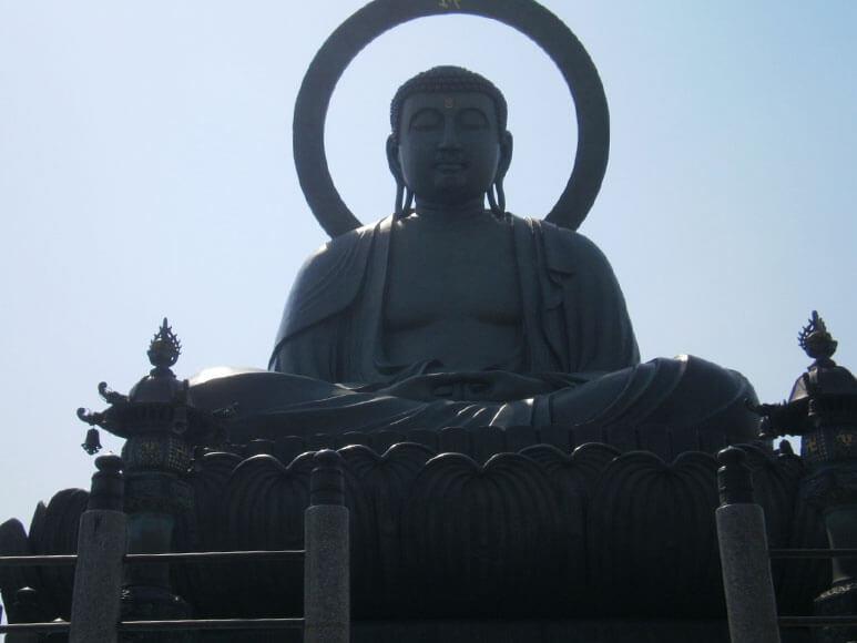 富山県旅行観光高岡大仏