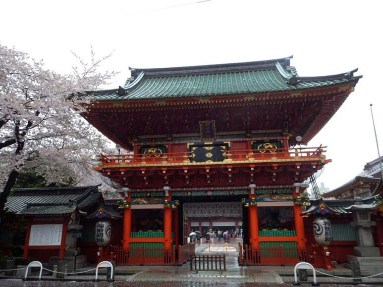 東京都旅行観光東京十社巡り神田明神神田神社
