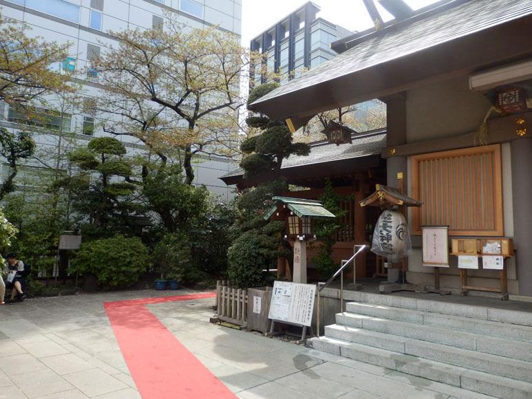 東京都旅行観光東京十社巡り芝大神宮