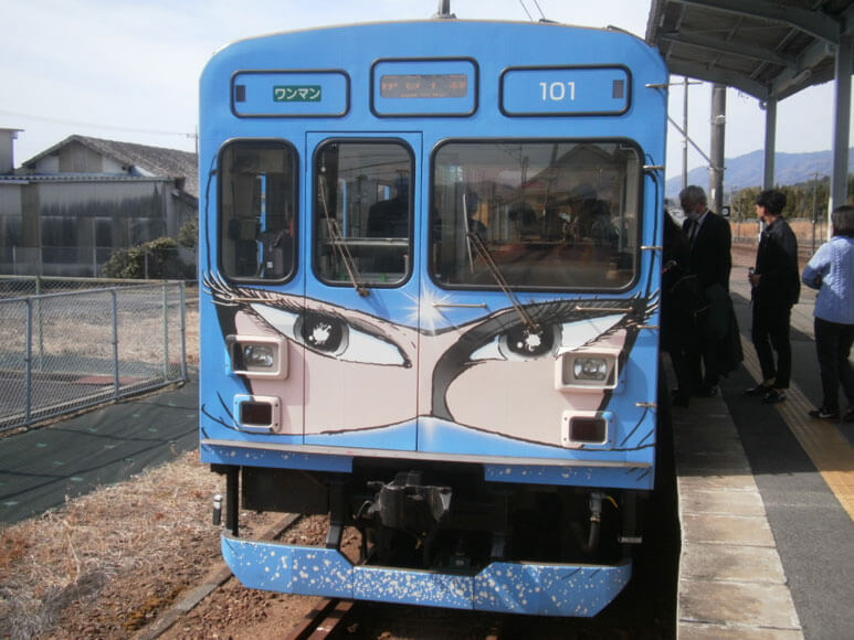 三重県旅行観光忍者列車