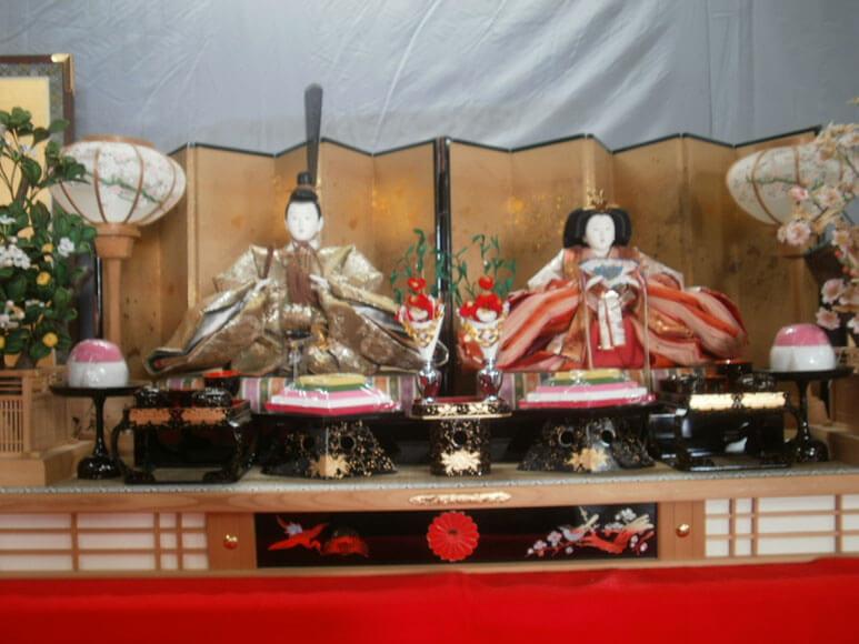 三重県旅行観光伊賀上野城ひな祭り