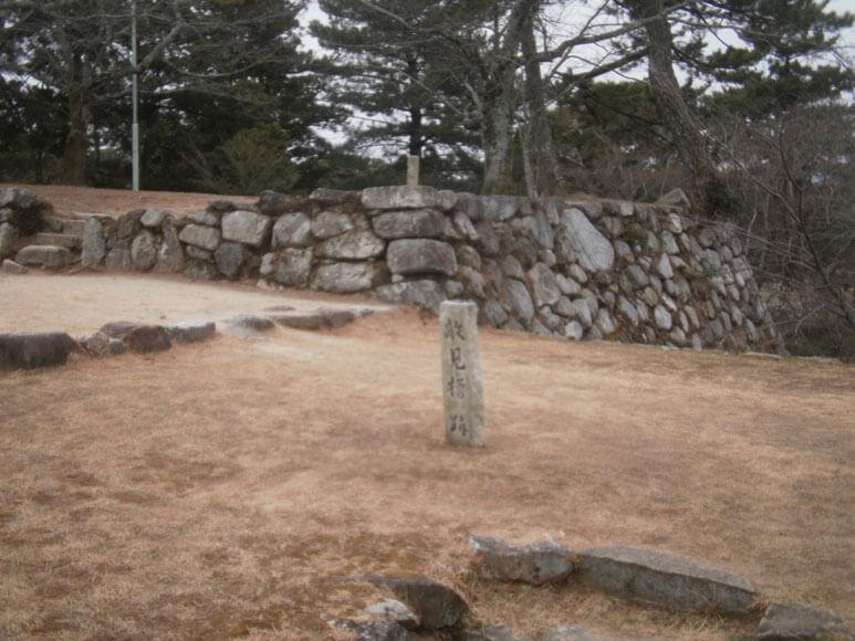 三重県旅行観光松阪市松坂城跡敵見櫓