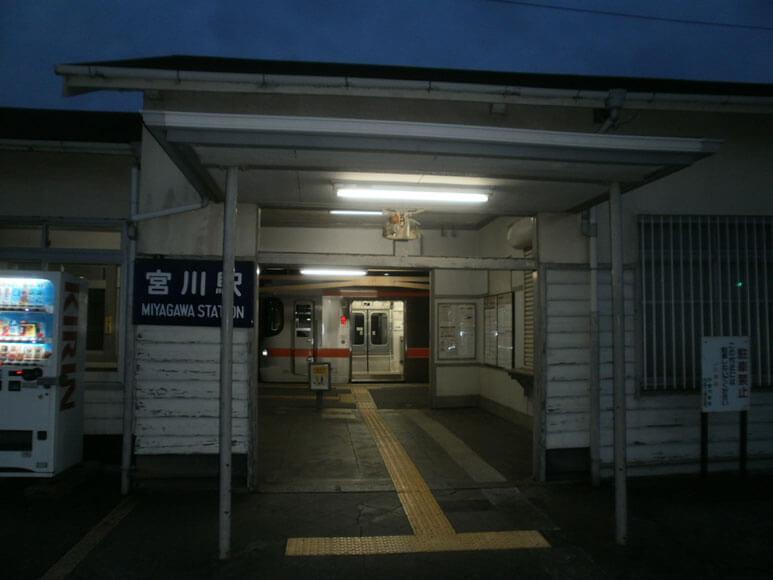 三重県旅行観光宮川駅