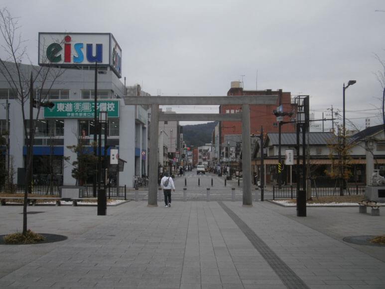 三重県旅行観光伊勢市