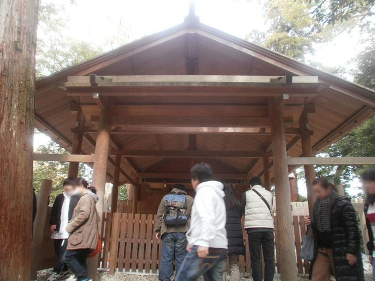 三重県旅行観光伊勢神宮外宮多賀宮
