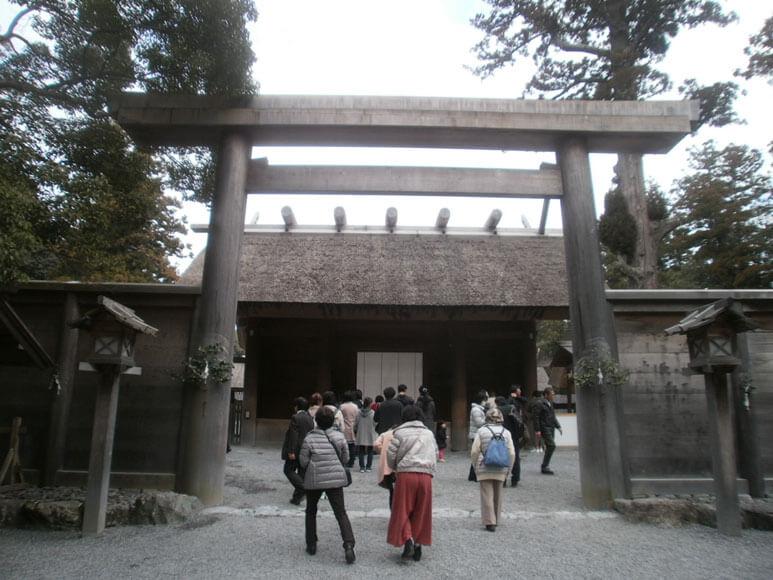三重県旅行観光伊勢神宮外宮豊受大神宮