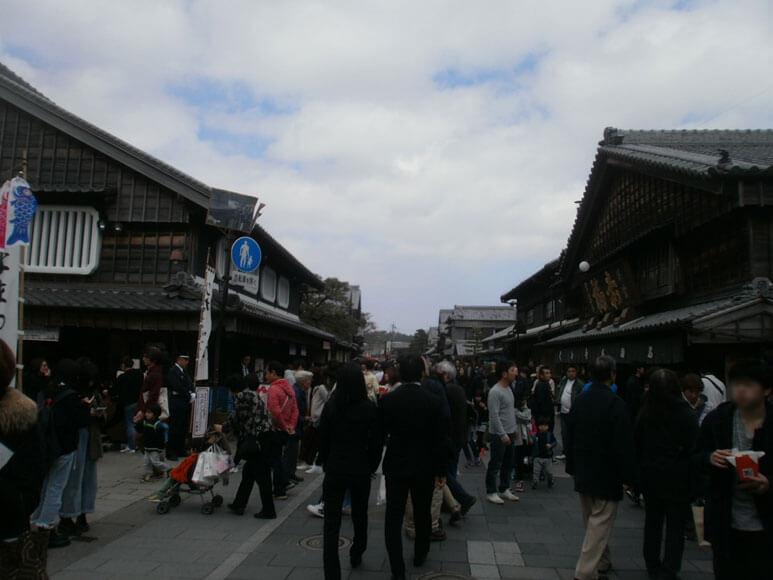 三重県旅行観光おはらい町おかげ横丁