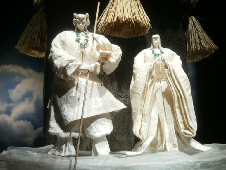 三重県旅行観光おはらい町おかげ横丁神話の館