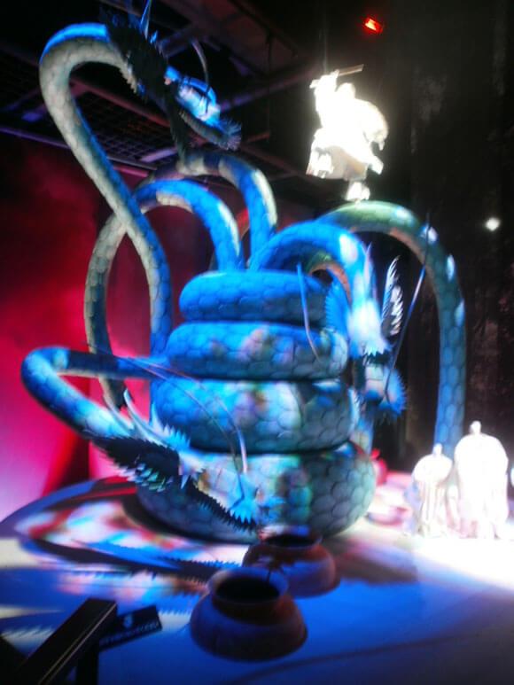 三重県旅行観光おはらい町おかげ横丁神話の館ヤマタノオロチ