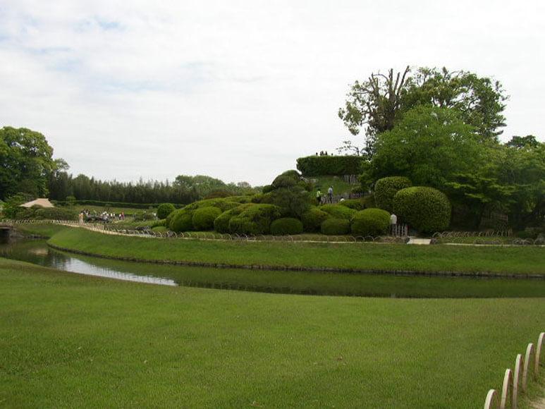 岡山県旅行観光岡山後楽園