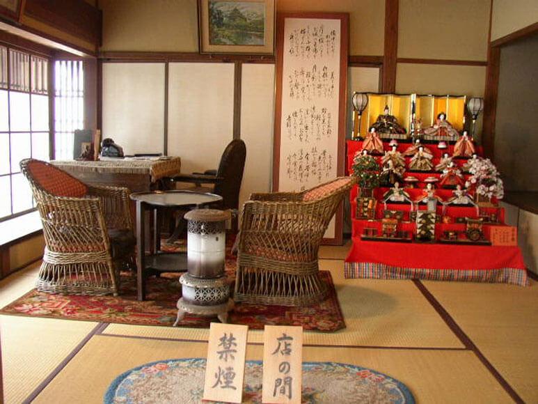 岡山県旅行観光備中高梁高梁市郷土資料館