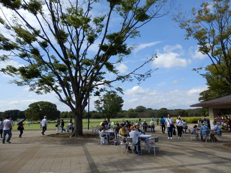 国営昭和記念公園売店