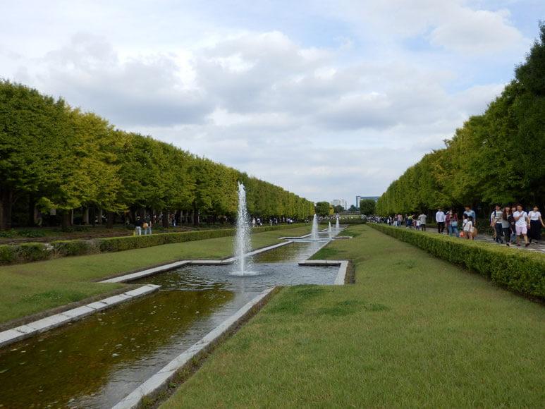 国営昭和記念公園カナール