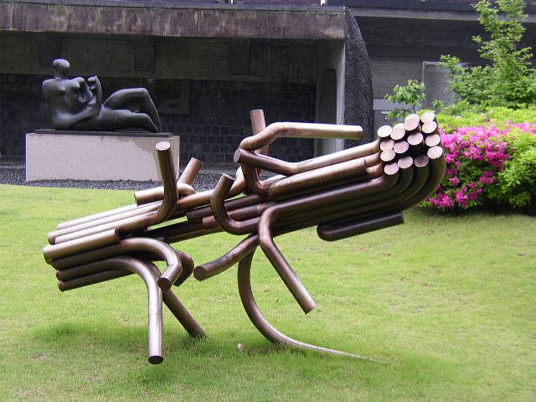 岡山県旅行観美観地区大原美術館