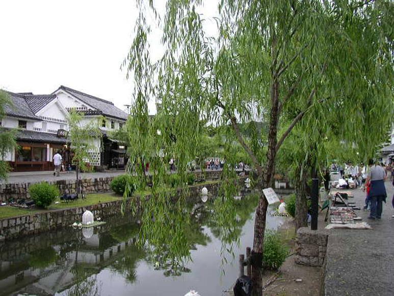 岡山県旅行観美観地区倉敷アンティークモール