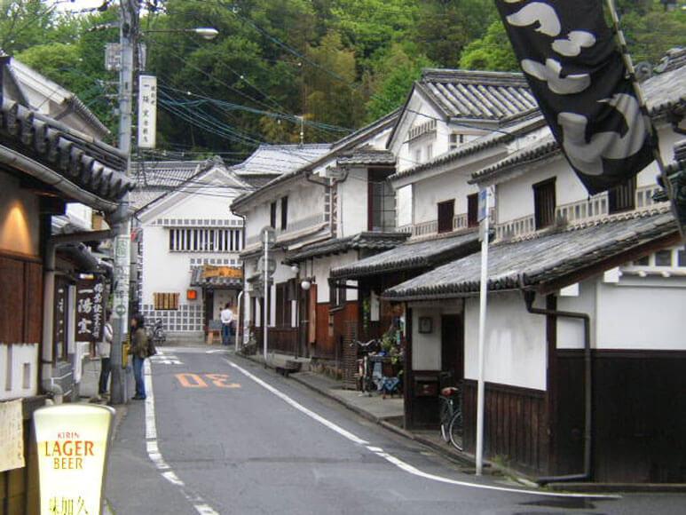 岡山県旅行観光美観地区