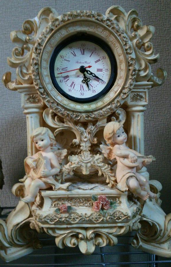 岡山大原美術館時計