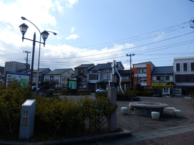 新潟県の旅行観光佐渡島両津港