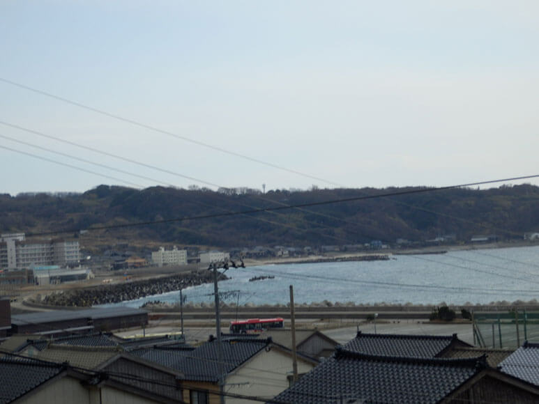 新潟県の旅行観光佐渡島相川