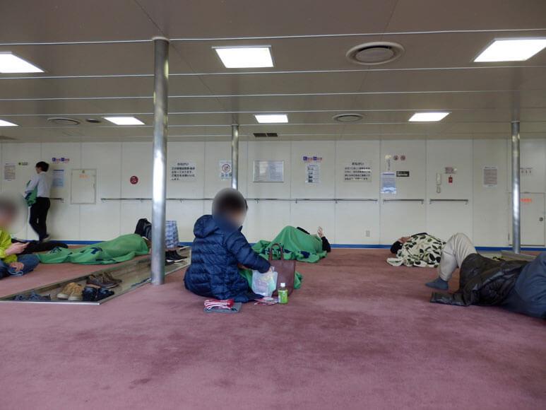 新潟県の旅行観光佐渡汽船カーフェリー