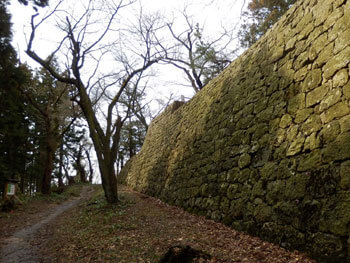 新潟県旅行観光村上城跡