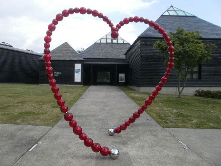 群馬県旅行観光伊香保グリーン牧場美術館