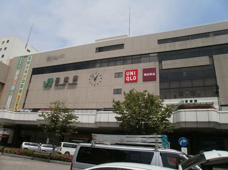 群馬旅行観光高崎駅
