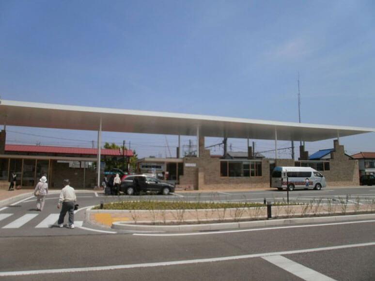 群馬旅行観光世界遺産富岡駅