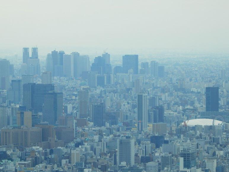 東京旅行観光東京スカイツリー天望デッキ