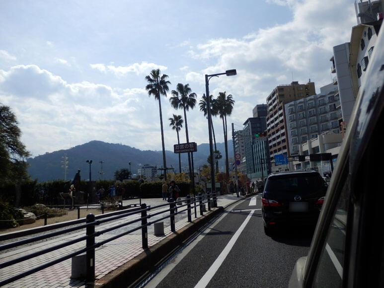 静岡県旅行観光お宮の松