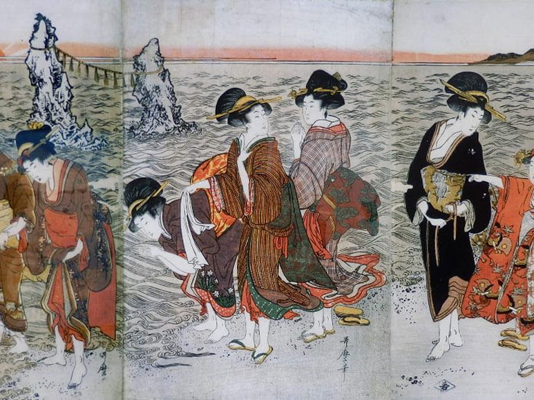 静岡県旅行観光熱海城浮世絵・春画展