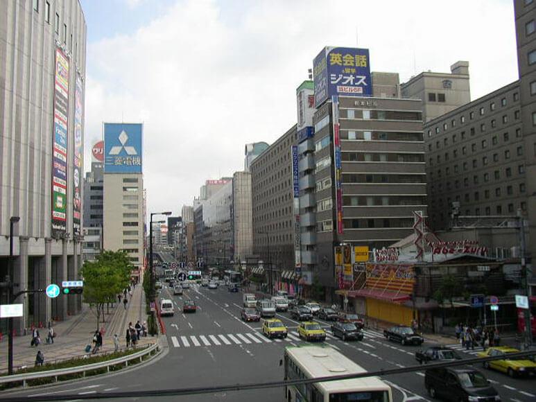 大阪府旅行観光大阪駅周辺大阪駅周辺