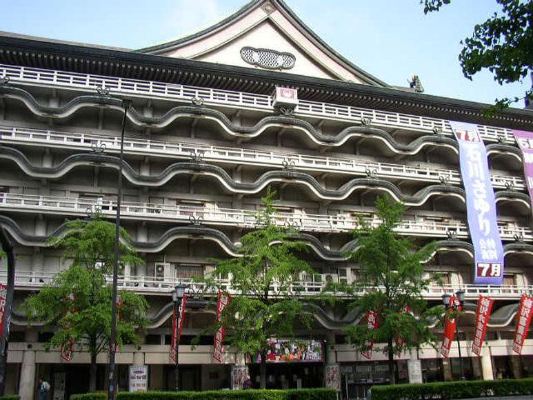 大阪府旅行観光大阪駅周辺旧大阪新歌舞伎座