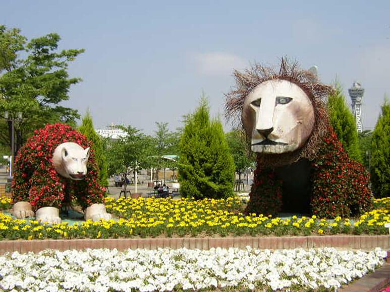大阪府旅行観光天王寺公園
