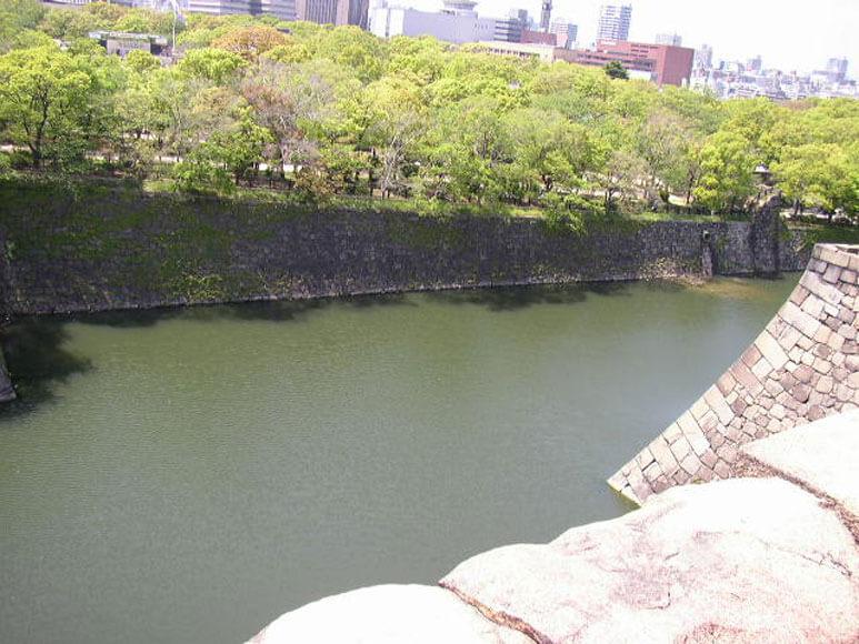 大阪府旅行観光大阪城大坂城
