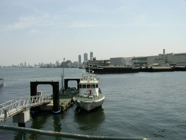 大阪府旅行観光大阪港