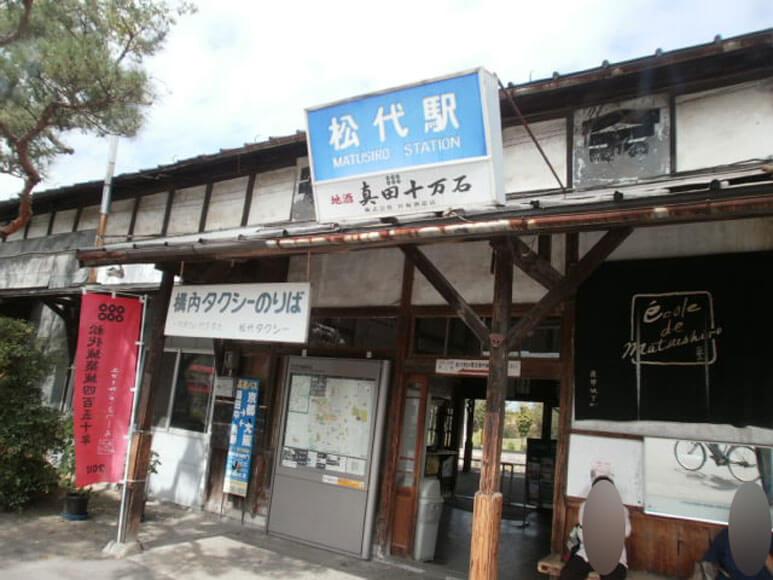 上田城跡と松代周辺(長野県1)