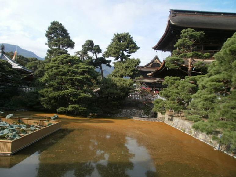 長野県旅行観光善光寺