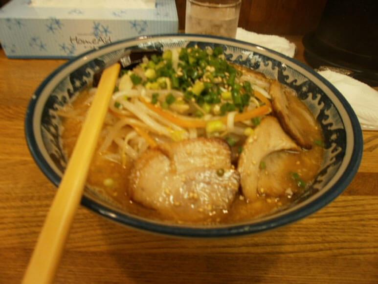 長野県旅行観光長野市信州みそチャーシュー麺