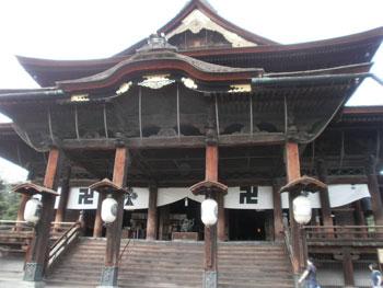長野旅行観光善光寺